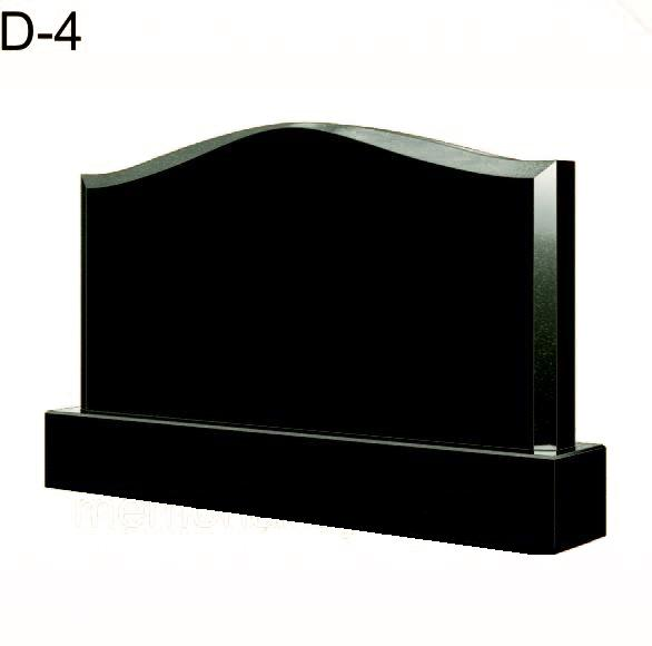 Купить Памятник гранитный горизонтальный — стела — D-4 в Минске