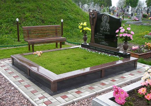 Памятники надгробные от производителя