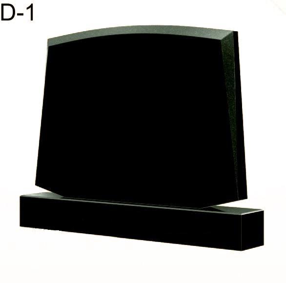 Купить Памятник гранитный горизонтальный- стела — D-1 в Минске