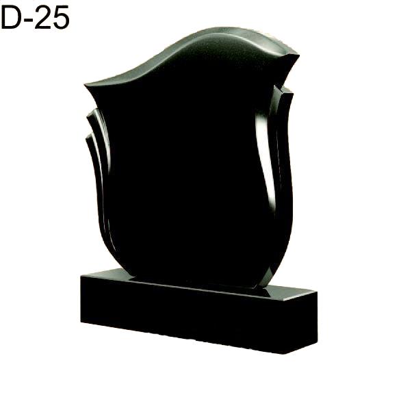Купить Памятник гранитный горизонтальный- стела — D-25 в Минске