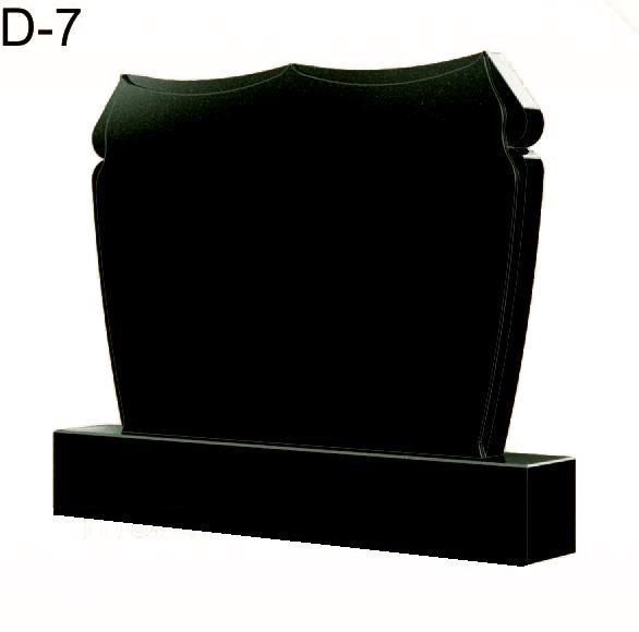 Купить Памятник гранитный горизонтальный- стела — D-7 в Минске
