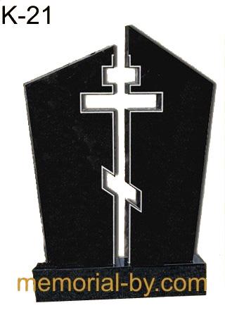 Купить Памятник гранитный вертикальный — стела — K-21 в Минске