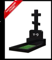 Купить Памятник гранитный вертикальный — стела — Т-9 в Минске