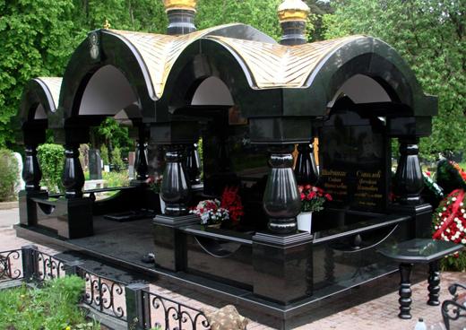 Элитные памятники и надгробья